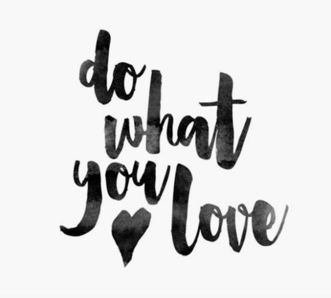 Day 3: Do What You Love!